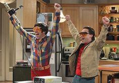Big Bang Theory Renewed for 3 More Seasons