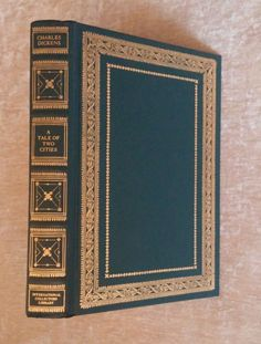 Tale of Two Cities by Charles Dickens Vintage International Collectors Library in Books, Antiquarian & Collectible   eBay