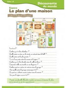 2 sheets for – students to discuss the work on the pla … – Education Subjects French Teaching Resources, Teaching French, Learn French, Learn English, French Prepositions, School Organisation, French Worksheets, French Education, Core French