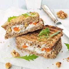 Leuke recepten - Lekkere en makkelijke gerechten Tzatziki, Macaron, Pasta, Meatloaf, Salad Recipes, Salads, Sandwiches, Soups, Zucchini