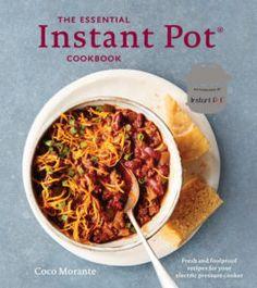 review: The Essential Instant Pot Cookbook