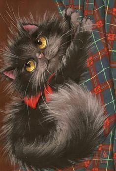 Macska by Ljuba Eremina