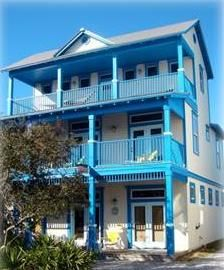 Vacation rental House in Seagrove Beach 46122