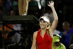 Efter vildt comeback: Caroline Wozniacki finale-klar i Miami | BT Tennis - www.bt.dk