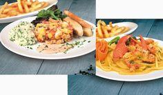 Italian Burger and Lobster House com inspiração… italiana
