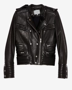 PREORDER IRO Quilted Leather Biker Jacket-IRO-CHIC THIS WEEK-What To Wear-Categories- IntermixOnline.com