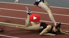 This Runner Had A Painful Fall. Then She Stunned The Entire Crowd By Doing This!