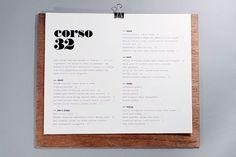 Jesse Campbell: Corso 32 Identity