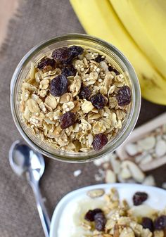 Really Healthy Oats Granola « Really Healthy Foods
