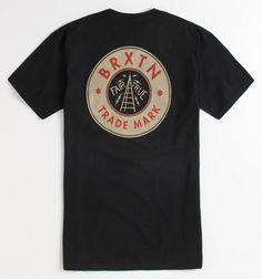 Brixton Tower Logo Tee - PacSun.com