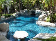 Fonteyn zwenbaden en inspiratie - Fonteyn swimmingpools and inspirations #Fonteyn