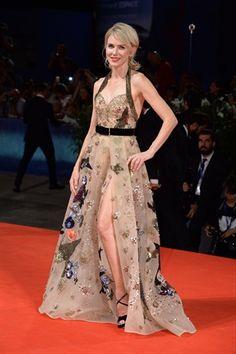 Naomi Watts in Elie Saab Couture - Mostra del Cinema di Venezia 2016: i voti ai look - VanityFair.it