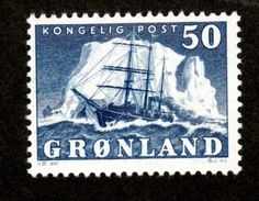 Greenland # 35 Mint! - bidStart (item 34876134 in Stamps, Europe, Greenland)