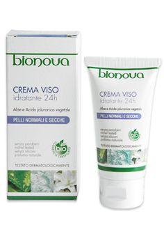Recensione: Bionova crema viso idratante 24 ore all'aloe vera e acido ialuronico http://she-wore-shiseido-red.blogspot.it/2014/06/recensione-bionova-crema-viso-idratante.html