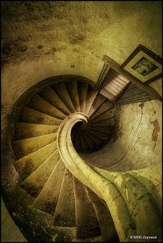 Chateau de la Source | Flickr: partage de photos! My dream cellar stairs!!!