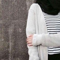 รูปภาพ hijab, islam, and black »✿❤ Mego❤✿«