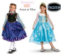 New 2014 frozen dress baby