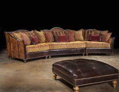 Image Detail For   Western Furniture Custom Living Room, Family Room  Furnitureu2026 Part 24