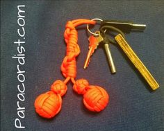 Paracordist Customer uses Quick Release Keychain Bola to thwart a knife wielding attacker! #selfdefense