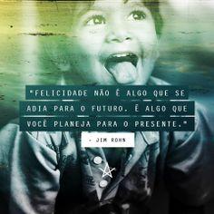 Felicidade Jim Rohn