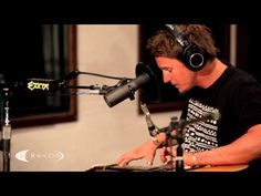 "Ben Howard performing ""Depth Over Distance"" on KCRW     So, so beautiful."