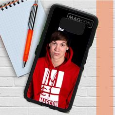 Taylor Caniff Magcon Tour Samsung Galaxy S8 Plus Case Casefreed