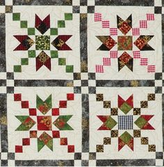 Quilt patterns for every style, need, and taste. From applique quilting patterns to jelly rolls, shop hundreds of patterns only at Keepsake Quilting. Star Quilts, Scrappy Quilts, Mini Quilts, Quilt Block Patterns, Pattern Blocks, Quilt Blocks, Star Blocks, Quilt Kits, Quilting Projects