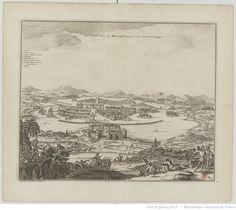 Pl. 13. La vieille ville de Mexique, capitale de la Nouvelle Espagne;