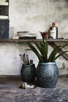 Kahlo Flower Pots from £20