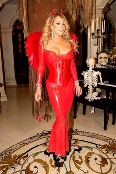 It's that time of year when everyone gets to dress up and play pretend. From spooky to sexy to everything in between, see what the stars are wearing as they celebrate Halloween.