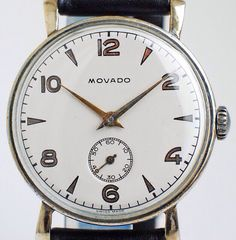 Movado Mens Watch Casual Watches, Cool Watches, Watches For Men, Wrist Watches, Men's Watches, Movado Mens Watches, Women Seeking Men, Indian Men Fashion, Men's Fashion