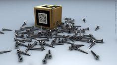 Modélisation de vis sous Cinema4d par Vincent Quirin, infographiste multimédia 3D à Sotteville lès Rouen