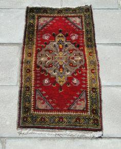 Anatolian Turkish Kilim Rug x Hand Woven Kirsehir Carpet 47 x 90 Cm Turkish Kilim Rugs, Persian Carpet, Carpets, Bohemian Rug, Hand Weaving, Area Rugs, Ebay, Farmhouse Rugs, Rugs