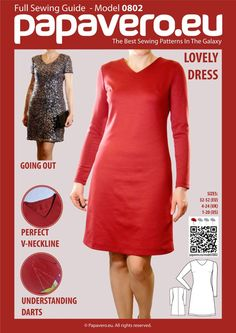 Lovely dress for height 168 cm (5ft  6in)   Craftsy