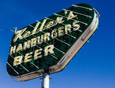 Meet the Keller's carhop who has delivered burgers there for almost 50 years - Lakewood/East Dallas Lakewood Dallas, Lone Star State, Yellow Painting, Vintage Games, Texas, Things To Come, Meet, Neon Signs, Park
