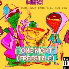 Lxrd Merci Pain - One Night (Freestyle) by Lxrd Merci Pain on SoundCloud