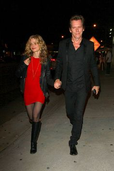 Happily married couple Kevin Bacon and Kyra Sedgwick have been forever. Kyra Sedgwick, Marriage Vows, Successful Marriage, Tv Actors, Actors & Actresses, Cute Couples, Power Couples, Kevin Bacon, Actor