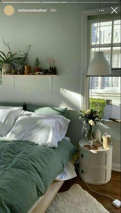 Room Ideas Bedroom, Bedroom Decor, Bedroom Inspo, Decor Room, Bedroom Ideas For Small Rooms, Ikea Room Ideas, Bedroom Shelves, Home Decor, Aesthetic Room Decor