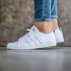 <3 <3 <3 #WantItem Adidas Originals Honey Low: White