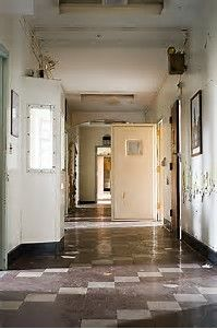 Abandoned State Mental Hospitals