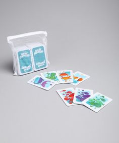 Take a look at this Splash Jack Waterproof Card Game by Milliwik on #zulily today!