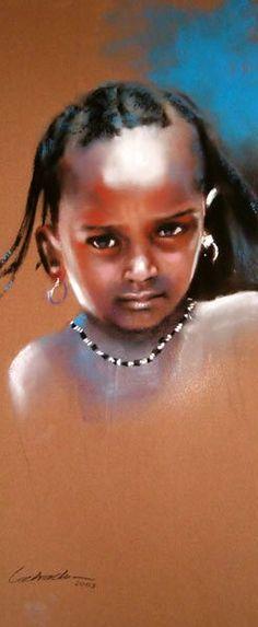 Awesome Dora Hairstyle for Kids Painting People, African Diaspora, Hair Art, Medium Art, Black Is Beautiful, African Art, Black Art, Pet Portraits, Art Gallery