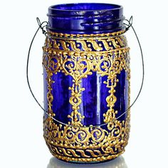 paint pen jar lanturn-Must try this!