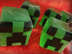 #minecraft #creeper #soap