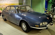 Tatra 603X prototype (1966) Maintenance/restoration of old/vintage vehicles: the material for new cogs/casters/gears/pads could be cast polyamide which I (Cast polyamide) can produce. My contact: tatjana.alic@windowslive.com
