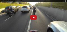 These Russian Bikers Do Not Give A Single F**k About Police! Incredible! Hit the image to watch...