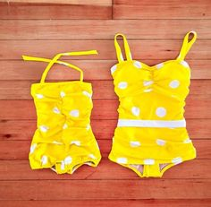 Rey swimwear - matching mommy and me swimsuits