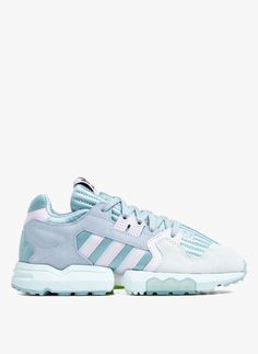 adidas ZX torsion bleues disponibles sur girlsonmyfeet.com, click to shop 🔗