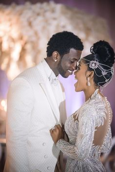6c11b80f66f Keyshia Kaoir and Gucci Mane wedding