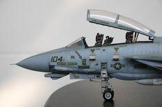 1/48 Hasegawa F-14D Grumman Tomcat by Kitt Janpayom